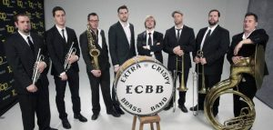 Extra Crispy Brass Band @ The Jazz Estate