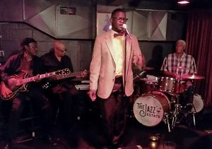 Soul Night with Cameron Webb @ The Jazz Estate
