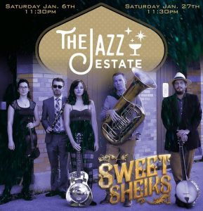 Sweet Sheiks @ The Jazz Estate