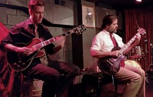 Steve Peplin - Neil Davis Duo @ The Jazz Estate