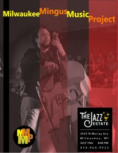 The Milwaukee Mingus Music Project @ The Jazz Estate
